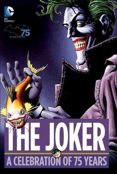 Celebrating Batman and Joker's seventy-five years as cultural icons, this hardcover Joker Anthology collects stories from the characters seven decades as the greatest villain in comics. Featuring stor