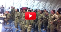 Overseas Flash Mobs Cannot Be Beat! |  The Veterans Site Blog