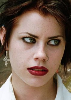 Fairuza Balk.....Ok so she was a psycho in this movie but I loved her in The Craft....I also wanted practically the entire wardrobe for her and the other three for this movie