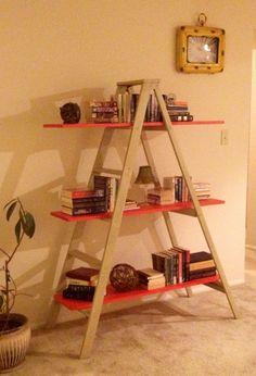 Escalera de madera-dekoleiter 3-50cm de altura-bricolaje decorativas centro de mesa