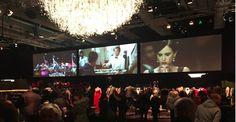 James Bond 007 à la Grande Halle de la Villette Entrée pas donnée, mais expérience assurée !