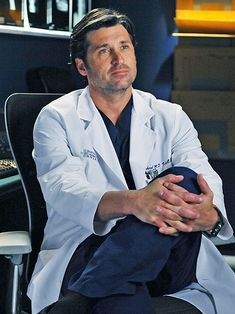 'Grey's Anatomy': How 10 Characters/Actors Exited the Show   Dr. Derek Shepherd (Patrick Dempsey)   EW.com