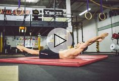A 15-Minute Bodyweight Workout for Crazy Core Strength