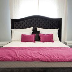 Luxury beds får drømmene til å bli en virkelighet.