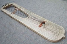 Trossingen lyre reconstruction