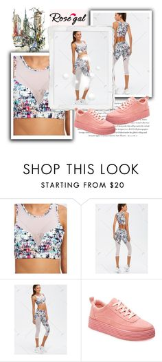 """""""Rosegal 37."""" by zura-b ❤ liked on Polyvore featuring Envi:, MustHave, topsets, sporty, polyvoreeditorial and rosegal"""