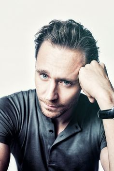 Tom Hiddleston. Edit by jennephoenix.tumblr: http://jennphoenix.tumblr.com/post/162678616217/processed-with-photoshop-cc-photos-are-not #ad