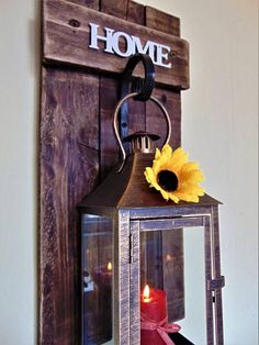 Shabby Chic Decor easy and creative tricks - Excellent pointer to organize a incredibly memorable easy shabby chic decor . The fantabulous ideas pinned on this wonderful day 20181128 , pin note ref 9557707291 Shabby Chic Bedrooms, Shabby Chic Homes, Shabby Chic Decor, Wood Sconce, Candle Wall Sconces, Rustic Wall Decor, Farmhouse Decor, Farmhouse Ideas, Modern Candles
