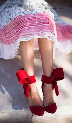 Adorable cute latest 2014 red valentino sandals fashion