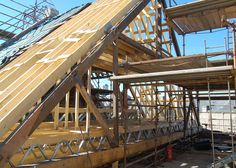 Rosebank Church Project | Pasquill Roof Trusses