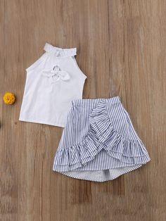 Little Girl Skirts, Dresses Kids Girl, Girls Party Dress, Baby Dress, Kids Outfits, Baby Girl Frocks, Frocks For Girls, Cute Kids Fashion, Baby Girl Fashion