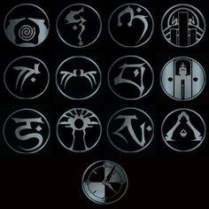 Soul Reaver: Warp Gate Symbols