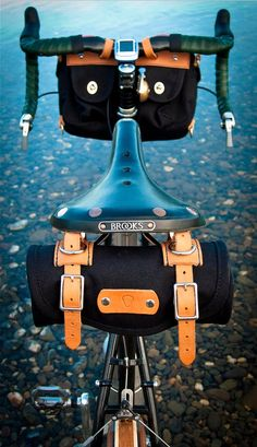 Brooks biking accessories