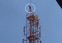 R12 Noticias : Homem comete suicídio se jogando de torre de 70 me...