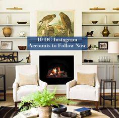 best instagram accounts in DC