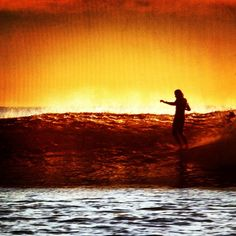 Devon Howard #sunset photo @blauschild