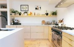 The ultimate Ikea hack? Update Ikea kitchen cabinets with these stylish fronts for a quick and budget-friendly kitchen remodel. Ikea Metod Kitchen, Ikea Kitchen Cabinets, Kitchen Doors, Ikea Kitchens, Kitchen Worktops, Modern Kitchens, Ikea Kitchen Units, Tv Cabinets, Kitchen Appliances