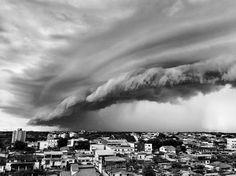 Tempestade sobre Manaus