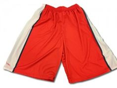 Custom basketball shorts and team basketball shorts from Lightning Wear. Design and order for youth and adult sizes girls and guys.  Made in America.