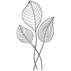 Metal Leaves Wall Decor giant metal leaf wall decor at horchow. | architecture, home decor