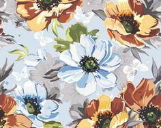 Papel De Parede Floral 01