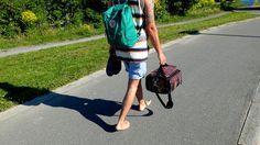 Favourite summer accessory, my Burton cooler/speaker.  Shorts: Billabong T-shirt: Volcom  Backpack: Fjällräven  Cooler: Burton