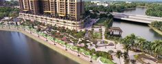 World's new lifestyle avenue featuring a host of unparalleled amenities. www.paradisegroup.co.in