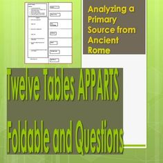 APPARTS is a strategy used by many for close reading primary ...