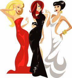 Daisy, Amber & Gemma Rule