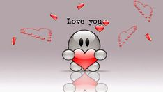 Cute i love you wallpapers - sf wallpaper Love Backgrounds, Love Quotes Wallpaper, Cute Wallpapers Quotes, Desktop Wallpapers, Cute Images Hd, I Love You Pictures, Smile Images, Valentine Love Quotes, Valentines Day Funny