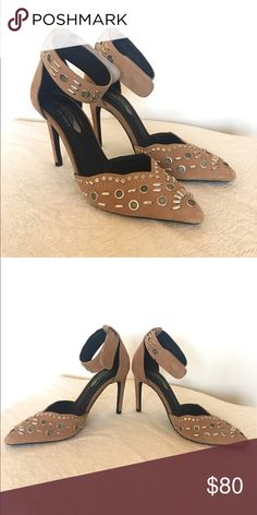 Jeffrey Campbell pointy toe heels Never worn without box! In perfect condition. Jeffrey Campbell Shoes Heels