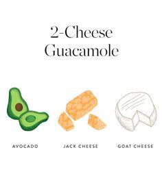 Cheesy Guacamole