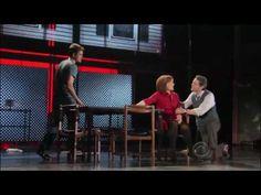 Next to Normal performance at 2009 Tony Awards - Aaron Tveit