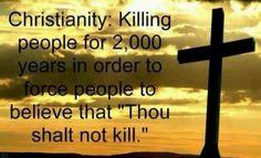 i love atheism | Via Michelle Wharton