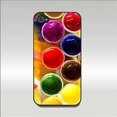 watercolor set --iphone 4 case,iphone 4s case