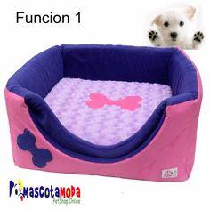 Cama tres funciones, función 1