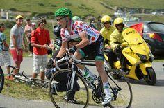 Thomas Voeckler in the 2012 Tour de France