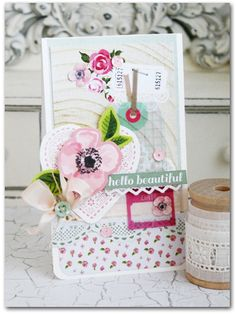 Emma's Paperie: Sketch Challenge by Melissa Phillips