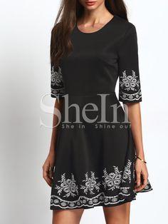 DE vintage dress