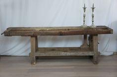 Carpenter's Work Bench