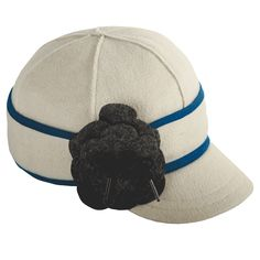Stormy Kromer for women; best hats & made in Michigan / Iron Mountain