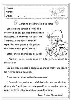 Resultado de imagem para texto para crianças sobre animais