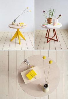 Jak může také vypadat konferenční stolek