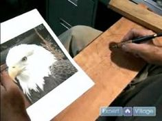 How to do Pyrography : Cross Hatching & Adding Texture in Wood Burning for Pyrography