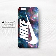 Nike Galaxy iPhone 6 Cover Case
