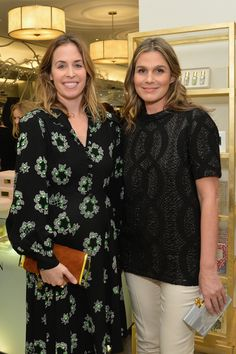 Bags and Beauty: A Night with Aerin Lauder and Edie Parker - Daily Front Row - http://fashionweekdaily.com/bags-beauty-night-aerin-lauder-edie-parker/