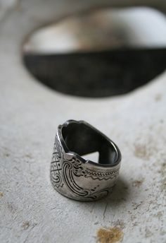 Exile on Main St Ring by Macha Jewelry