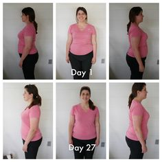 Whole 30 Before After
