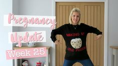 25 Weeks Pregnant-  Weird Body changes, Dream Genii Pregnancy Pillow, 25...
