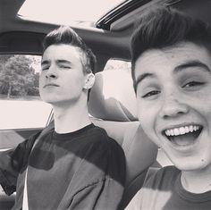 Kian and Sam!
